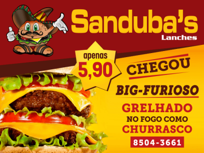 SANDUBA'S LANCHES