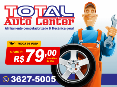 TOTAL AUTO CENTER